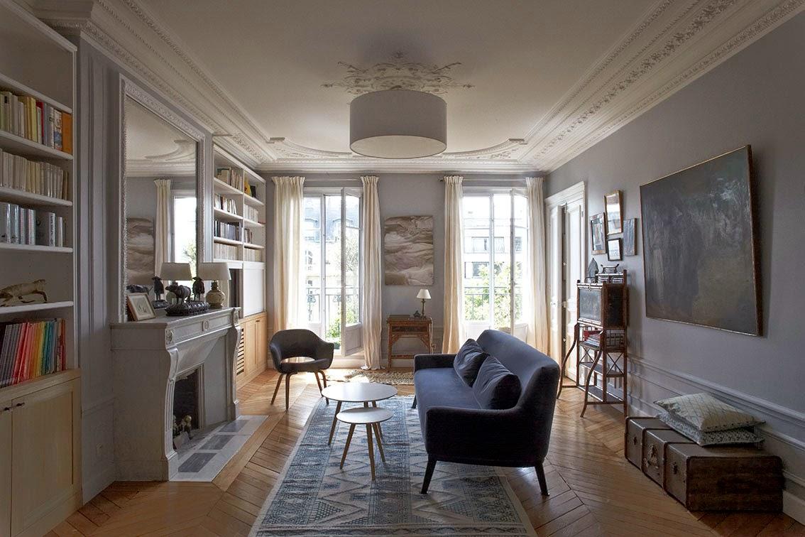 Architecte Interieur Paris 18 appatement clichy lba
