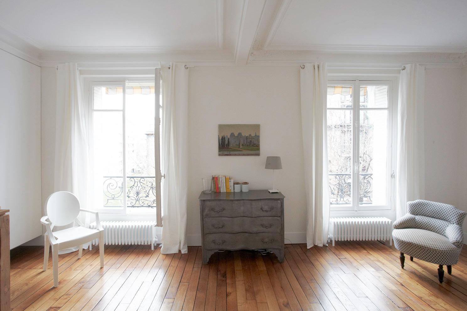 appartement boulevard morland - lba architecture et ingénierie